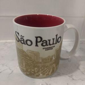 Sao Paulo Collector Series Starbucks Mug